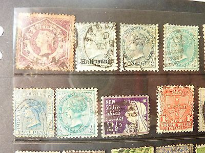 Australian Early  Victorian  Stamps (56)