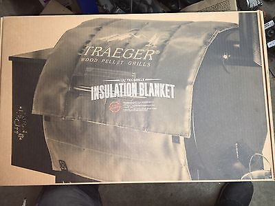 Brand New Traeger BAC344 Insulation Blanket Lil Tex Accessories