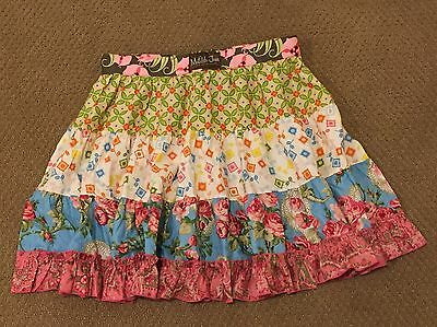Matilda Jane Half-Apron for Adult Woman or Teen Girl Colorful Patterns & Ruffles
