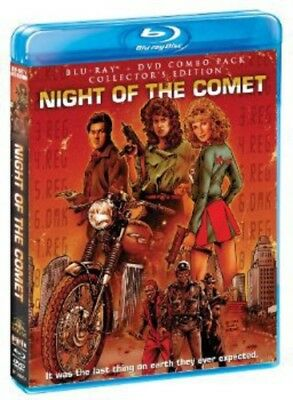 Night of the Comet [2 Discs] [Blu-ray/DVD] Blu-ray Region A
