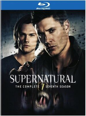 The Supernatural, Su - Supernatural: The Complete Seventh Season [New Blu-ray]