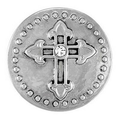 Ginger Snaps CHAPEL CROSS SN03-02 - 1 FREE $6.95 Snap w/ Purchase of Any 4