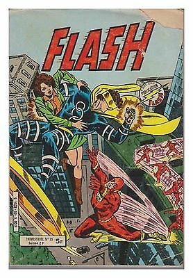 Flash N° 53 Collection Flash  De 1981 Be