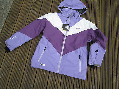 Brand New Ladies Urban Beach Technical Ski Snowboard Jacket Size M (12)