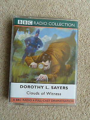 Dorothy.l.sayers - Clouds Of Witness - Talking Books (2 Cass)
