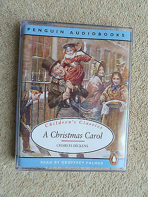 Charles Dickens - A Christmas Carol  - Audio Books  - Talking Books   ( 2 Cass )