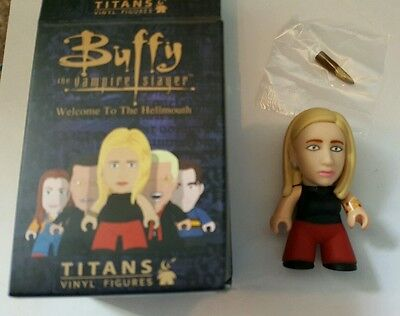 buffy summers figure the vampire slayer hellmouth titans vinyl minifigure