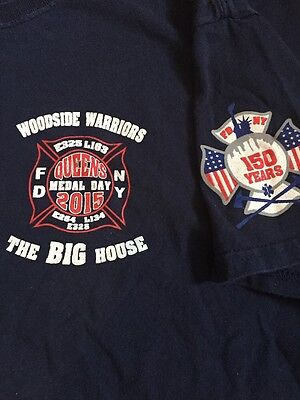 FDNY Medal Day 2015 T-Shirt