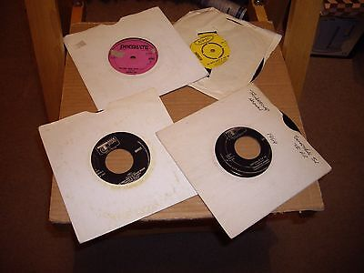 4 Records.45Rpm.humble Pie/redbone/thunderclap Newman/crazy World Arthur Brown