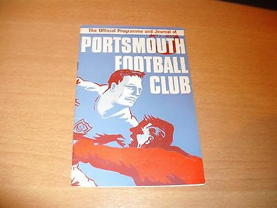 1967 - 1968 PORTSMOUTH v DERBY COUNTY   # LEAGUE