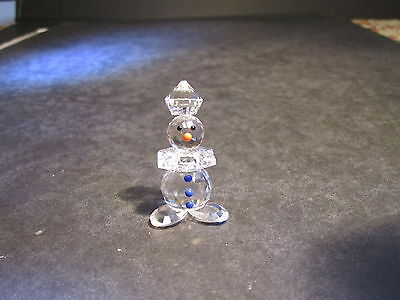 Swarovski Crystal Clown Figurine ZOO Collection
