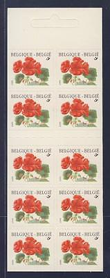 E-21683 BELGIUM 1999 - MNH BOOKLET 10x AUTO ADHESIVE NORMALISED LETTER 20gr