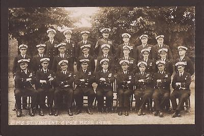 """Royal Navy. H.M.S.""""St.Vincent"""" Chief Petty Officer`s Mess. 1927. RP."""