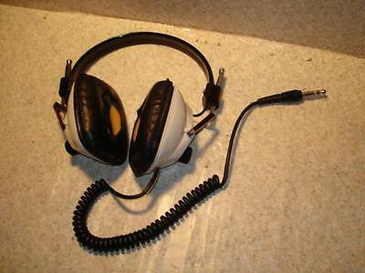 ~*vintage Akai Japan High Quality Headphones Tested And Working*~