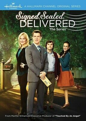 Signed, Sealed, Delivered: The Complete Series [New DVD] Widescreen