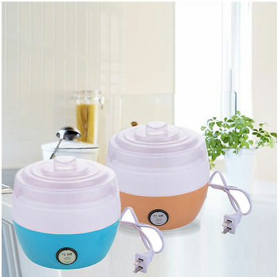 High Quality 1L Plastic Automatic Yogurt Maker DIY Delicious Yoghurt  Container