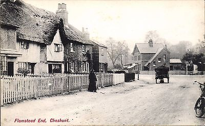 Flamstead End, Cheshunt # 1364 by Charles Martin.