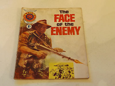 LION PICTURE LIBRARY,NO 51,1965 ISSUE,GOOD FOR AGE,52 yrs old,VERY RARE COMIC.
