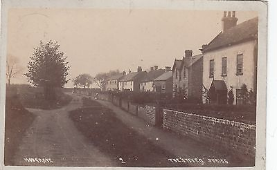 Howgrave, Real Photo Postcard Bedale 1910 Cancel to Gateshead. Stevens & Co