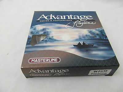 Masterline Advantage Fly Line Wf11Tf Special Clearance Offer