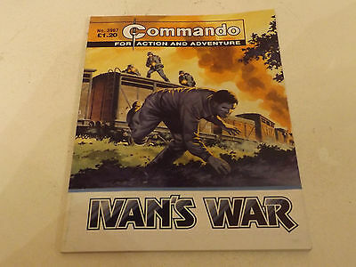Commando War Comic Number 3967!!,2006 Issue,super For Age,10 Years Old,v Rare.