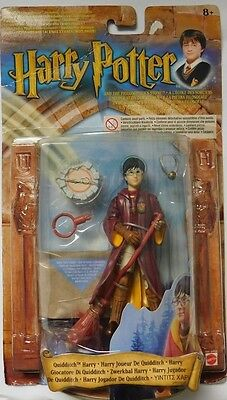 Rare Quidditch Harry From Harry Potter & The Philosopher's Stone