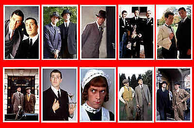 Jeeves And Wooster -  Photo Postcard Set # 1