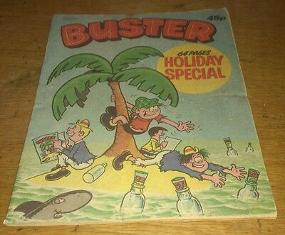 Buster Holiday Special, 1980