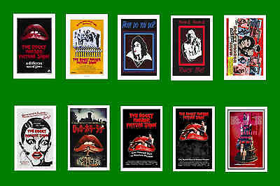 Rocky Horror Picture Show - Movie Poster Postcards Set 1