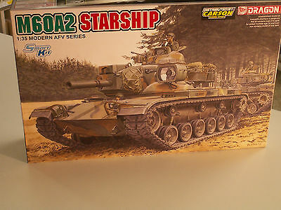 1/35 M60A2 Starship - Smart Kit, Bausatz, Nr. 3562
