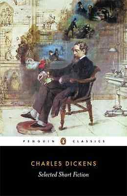 Selected Short Fiction (English Library) - Dickens, Charle NEW Paperback 25 Mar