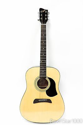 First Act 36 Inch Acoustic Guitar - Natural Model:3661070
