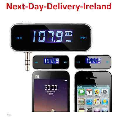 Wireless Bluetooth FM Transmitter MP3 Player Car Music Charger iPhone 6 5 4 3g