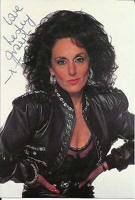 LESLEY JOSEPH, Birds of a Feather colour promo photo, ORIGINALLY SIGNED!