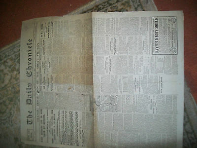 the daily chronicle newspaper june 9 1917