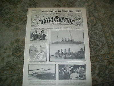 daily graphic newspaper may 11 1918