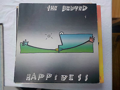 The Beloved Happiness The Sun Rising 1990 Dance House Pop Vinyl Lp