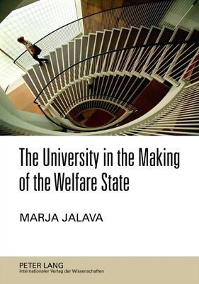 The University in the Making of the Welfare State: The 1970s Degree Reform in F.