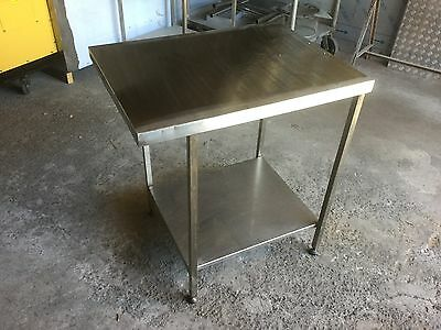 Commercial Heavy Duty Stainless Steel Table Grade 304 Food Approved .