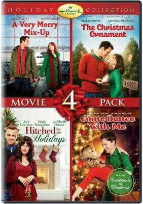 Hallmark Holiday Collection 4-Pack #6 [New DVD] Widescreen