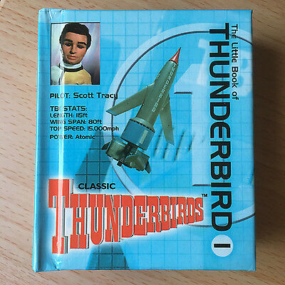 The Little Book of Thunderbird 1 by Carlton Books Hardback Gerry Anderson