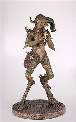 Guillermo del Torro Gentle Giant Pans Labyrinth The Faun 1/4 Statue