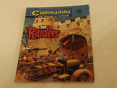 Commando War Comic Number 679!!,1972,good For Age,45 Year Old Issue,very Rare.