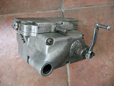 Greeves Griffon,challenger Gearbox Scrambles Pre 65
