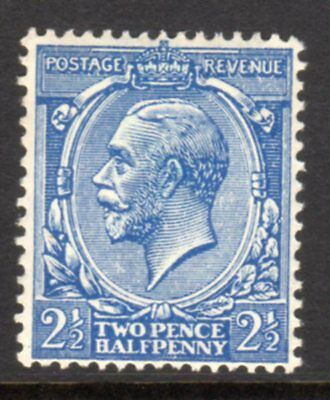 N21(3)21/2d French Blue UNMOUNTED MINT(1)