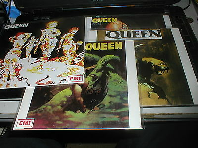 Queen Lot Of 4 Malta Unique Sleeves (Very Limited Repros) Sleeves Only.