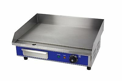 NEW Eco Griddle 55cm Wide  Electric Griddle Hotplate Plancha ebayer 15 year UK