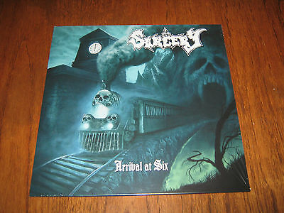 """SORCERY """"Arrival at Six"""" LP dismember unleashed nihilist"""