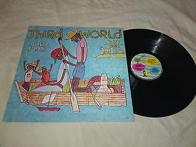 Third World Journey To Addis Uk Vinyl Lp On Island Records Reggae