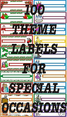 100 BLANK JUKE BOX TITLE STRIPS (LABELS) 29 IB LIGHTER WEIGHT  (THEME) FOR 45s